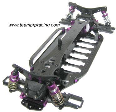 Team PRP Pro 4 options