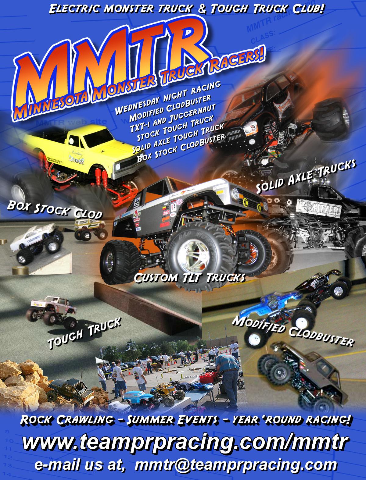 MMTR: Minnesota Monster Truck Racers